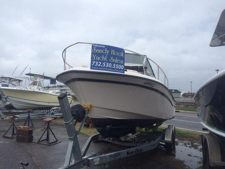 1997 Grady White 228 Seafarer W/2012 Outboard
