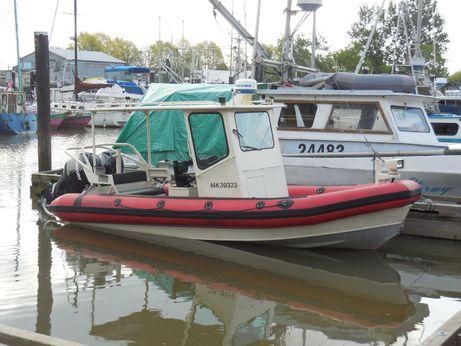 2002 Lifetimer 23' Rigid Hull Inflatable