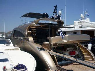 2007 Ab Yachts 92