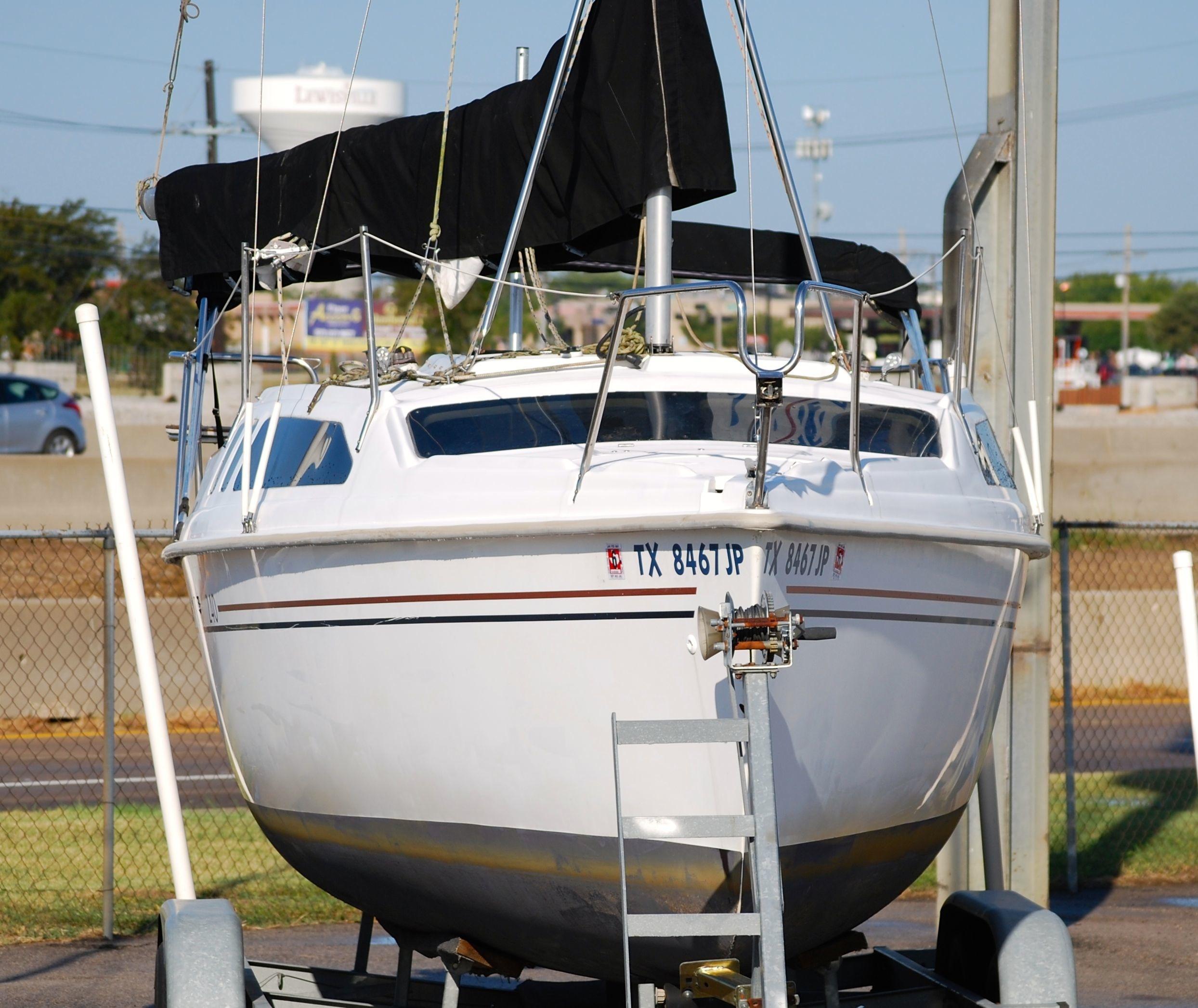 sejlbåd med sænkekøl til salg