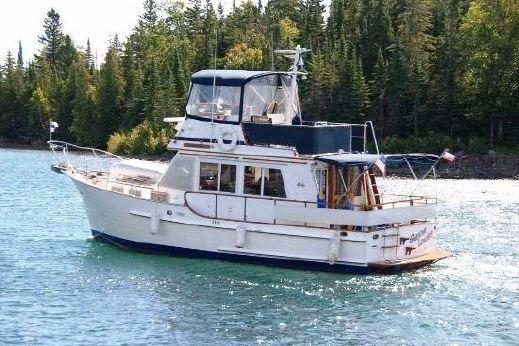1988 Island Gypsy 36 Trawler