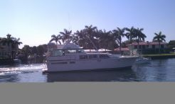 1985 Bertram Pilothouse
