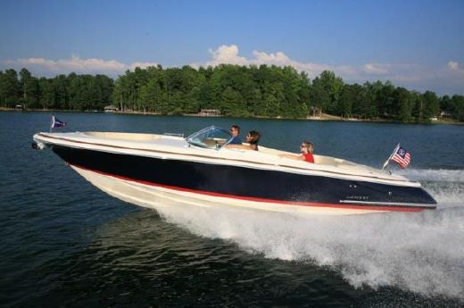 2010 Chris-Craft Launch 28