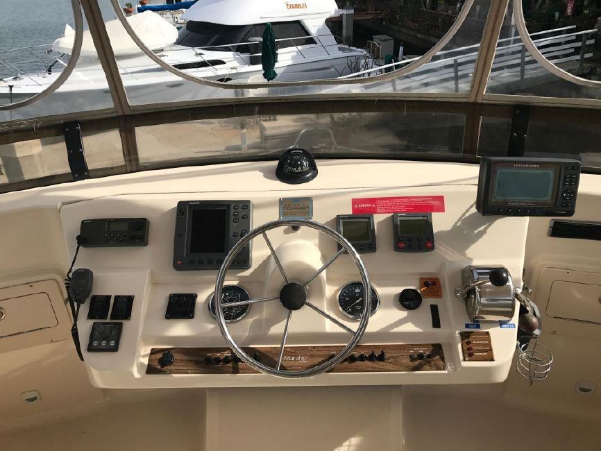 Mainship 400 Boat for sale