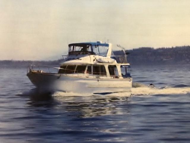 1984 chb europa style trawler