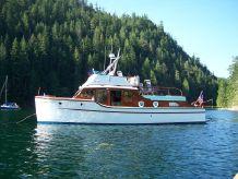 1941 Monk Bridge Deck Cruiser/Trawler