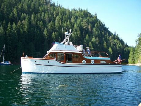 1941 Monk Bridge Deck Cruiser/Trawler
