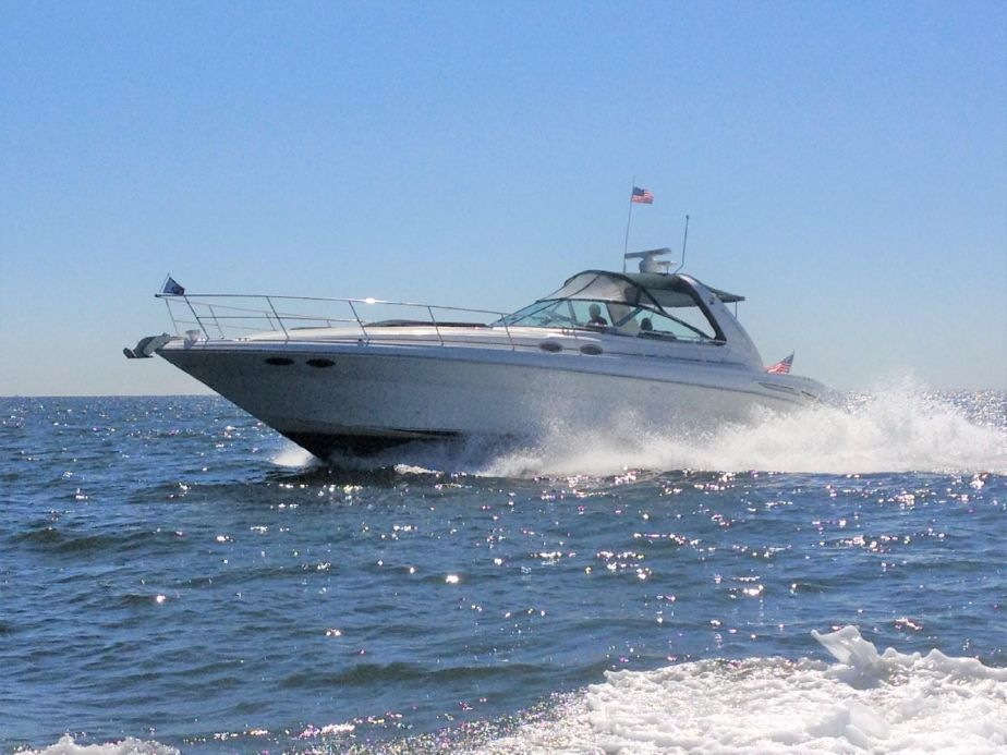 2001 Sea Ray 410 Sundancer Power Boat For Sale - www yachtworld com