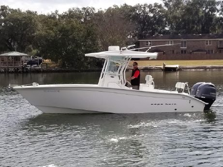 2016 Cape Horn 24XS