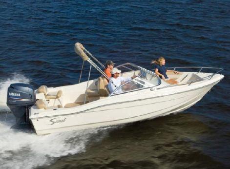2010 Scout Boats 187 Dorado