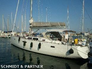 2009 Hanse Yachts Hanse 540e