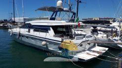 1991 Ferretti Yachts Altura 58