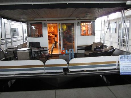 2003 Lakeview Houseboat