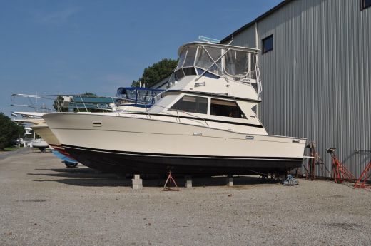 1987 Viking 35 Convertible
