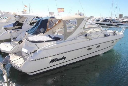 1998 Windy 40 Bora