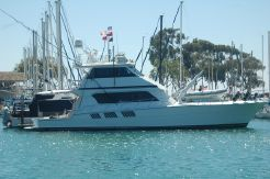 1998 Hatteras Sportfish/Enclosed Flybridge