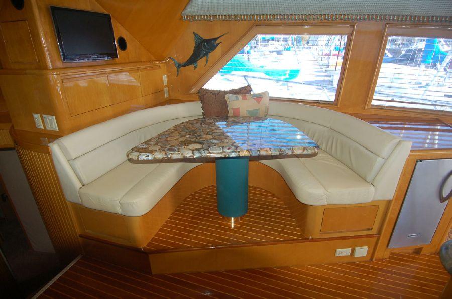 photo of Hatteras Sportfish Enclosed Bridge
