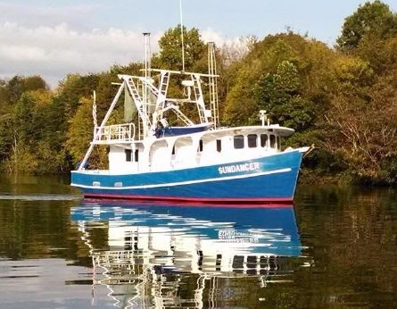 1988 Valmont A. Landry Shipyard Custom Gulf Shrimp Trawler