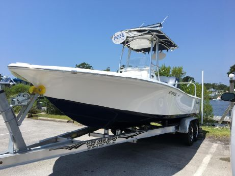2014 Tidewater 2200 Carolina Bay