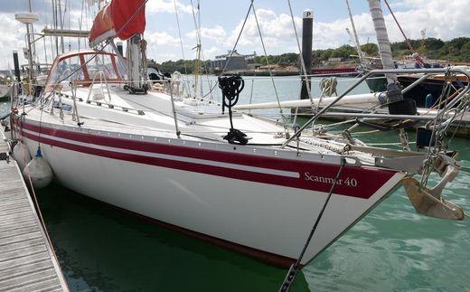 1990 Scanmar 40