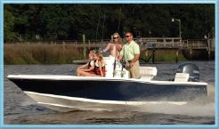 2015 Tidewater 20 Carolina Bay