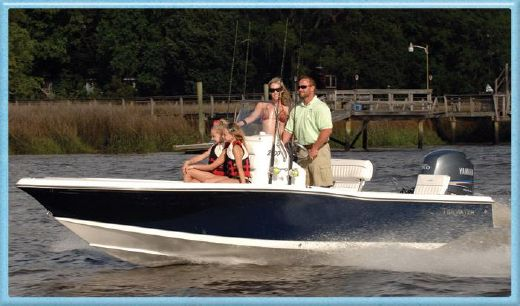 2015 Tidewater 20 Carolina Bay