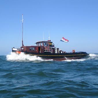 1927 Tug-Sleepboot, Houseboat motorship