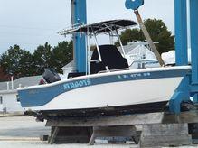 2009 Sea Fox 206 CC Pro Series