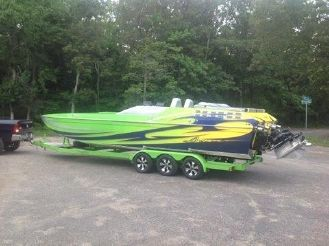 2006 American Offshore 3100