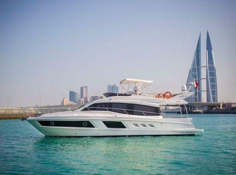 2014 Gulf Craft Majesty 48