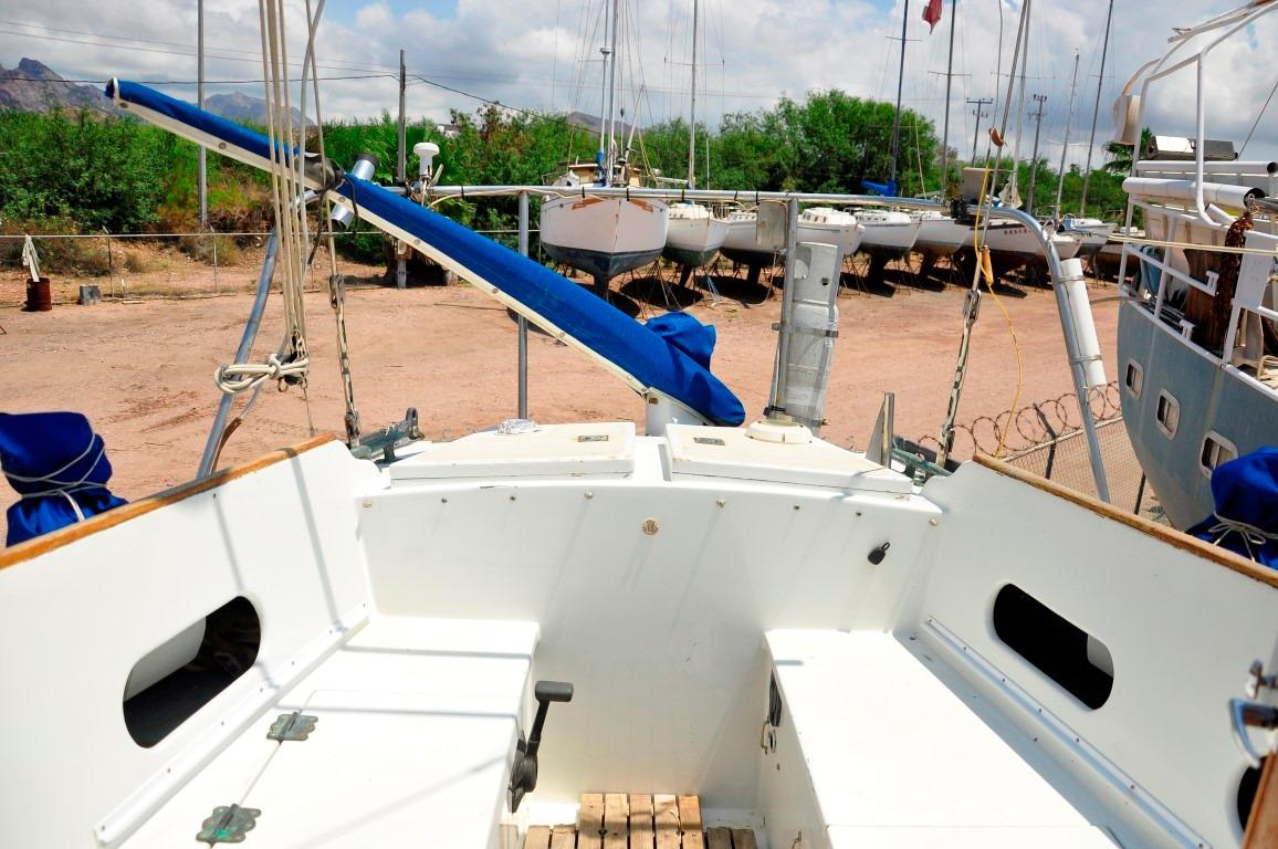 36' Cascade Sloop+Photo 27