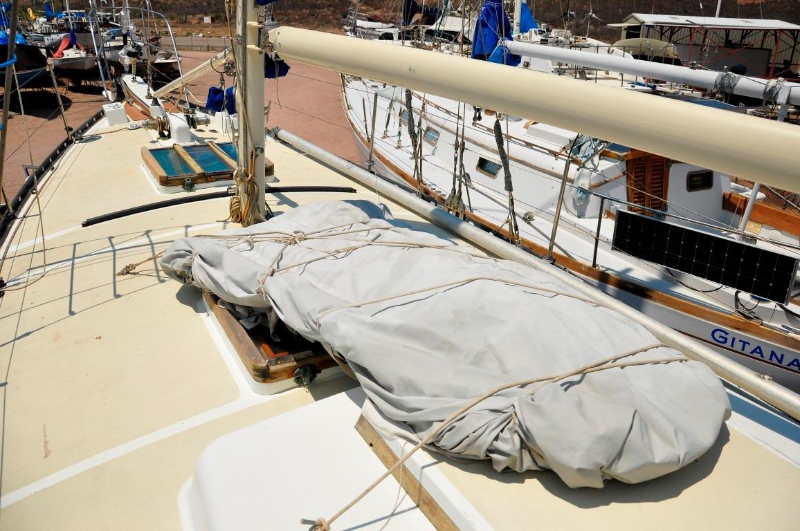 36' Cascade Sloop+Photo 28
