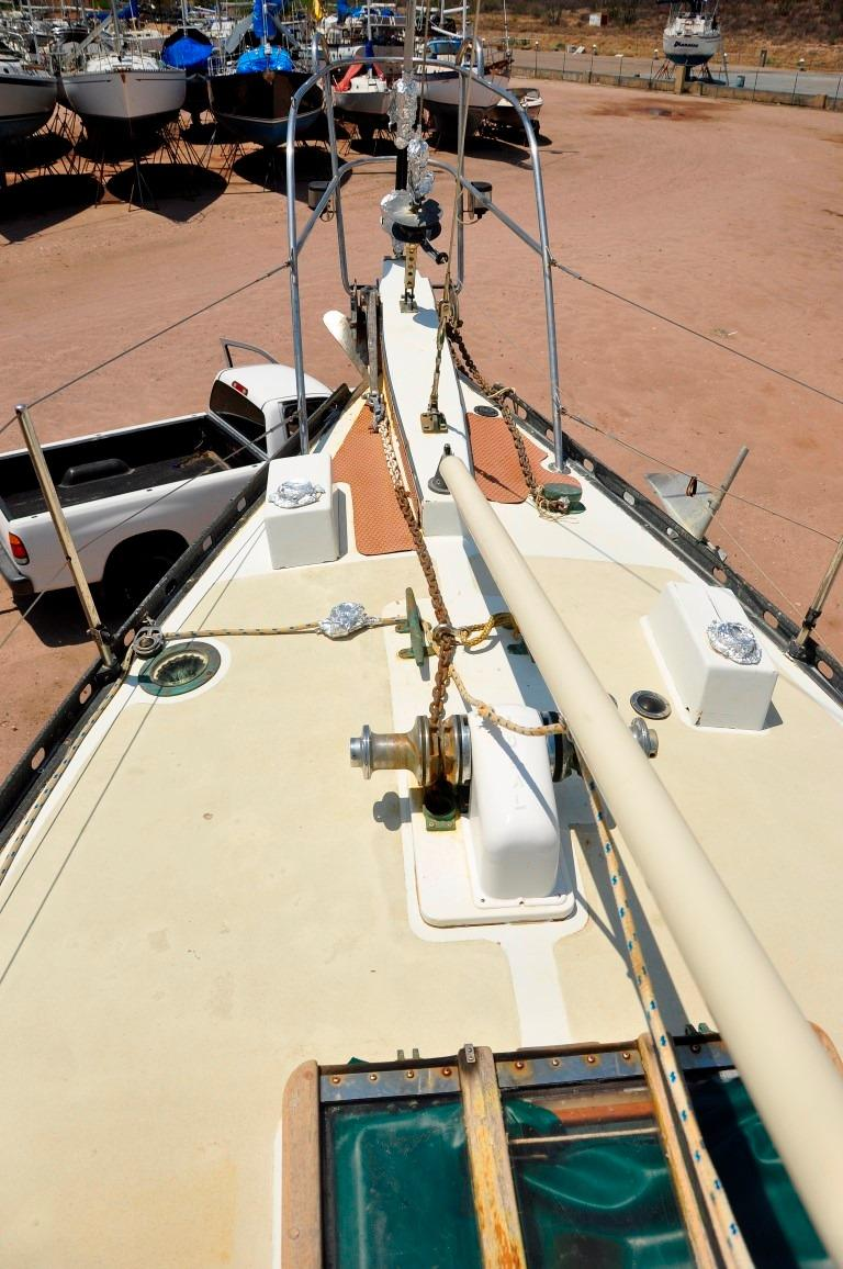 36' Cascade Sloop+Photo 30