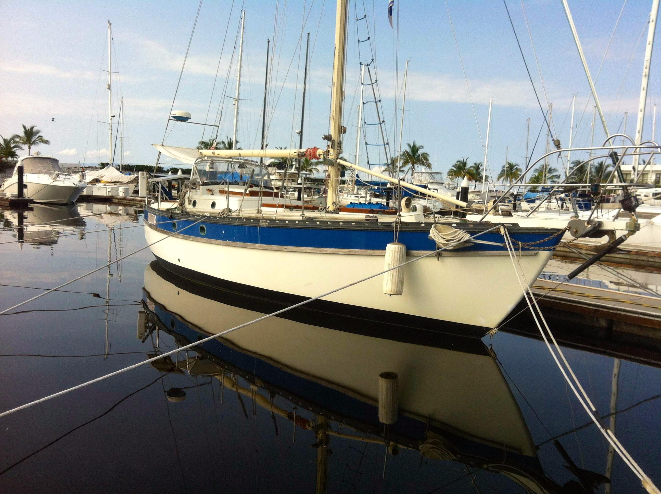36' Cascade Sloop+Boat for sale!