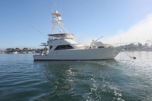 1986 Striker Sportfish by Hakvoort