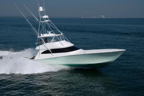 2018 Viking 66 Convertible Power Boat For Sale