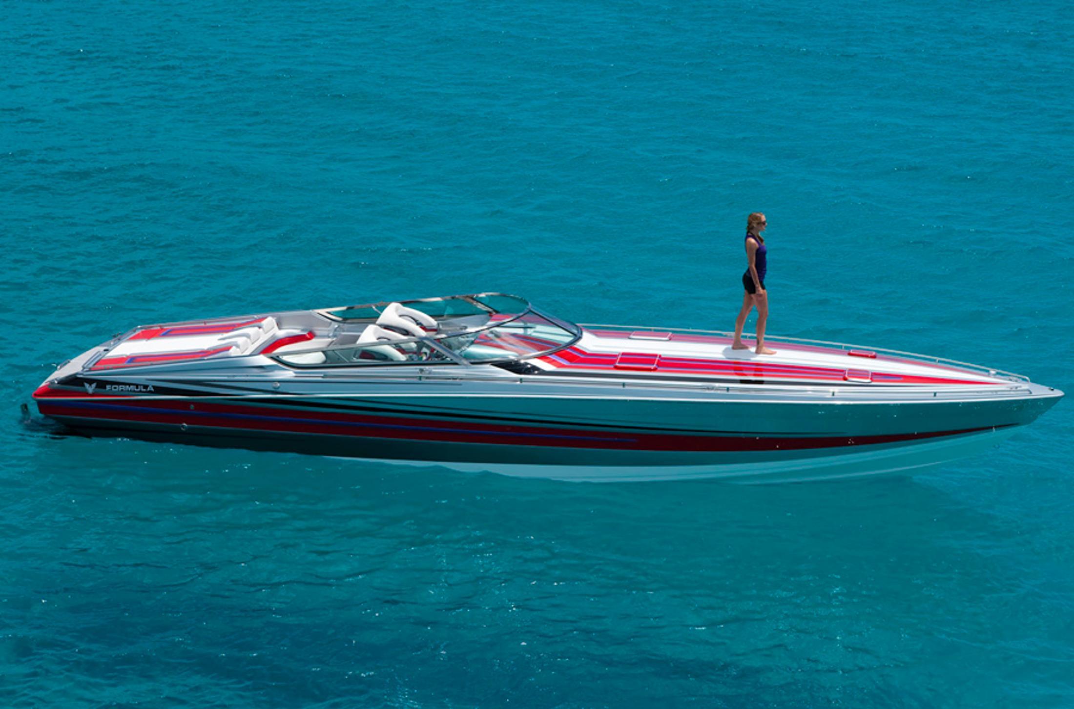 Power Boats: Formula Power Boats