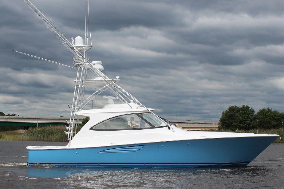 9dee6c973aa 2019 Viking 48 Sport Tower Power Boat For Sale - www.yachtworld.com
