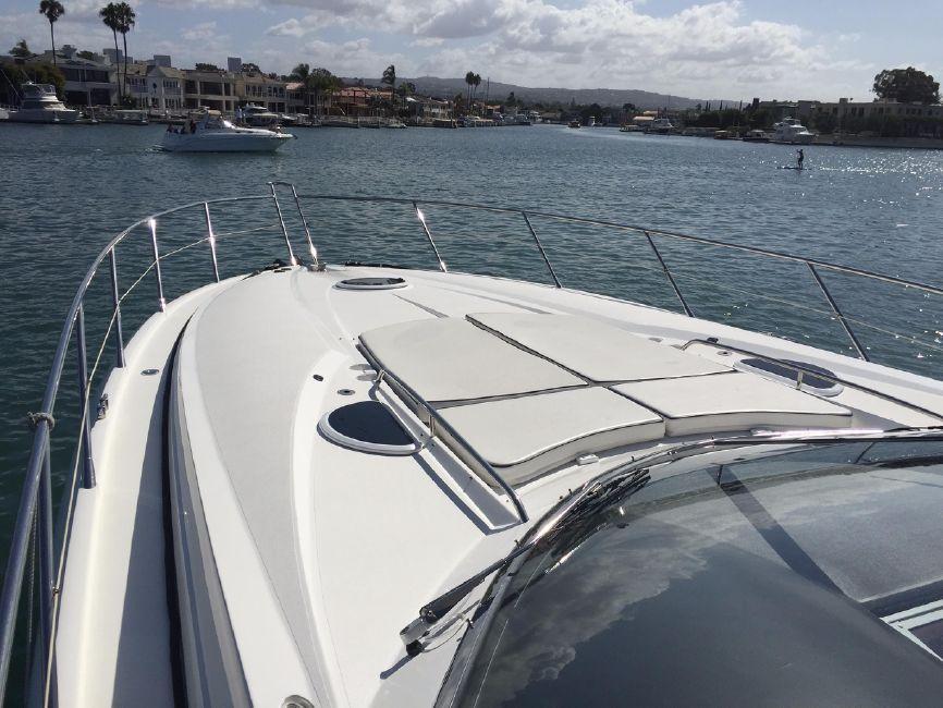 Sunseeker 53 Portofino Yacht Bow Cushion