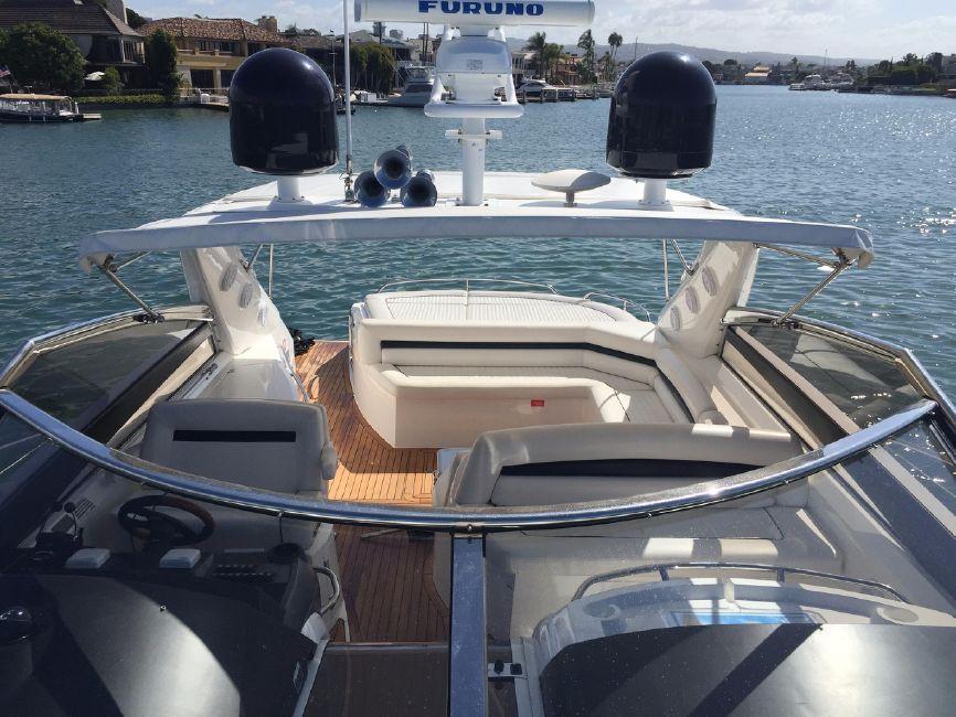 Sunseeker 53 Portofino Yacht Windshield