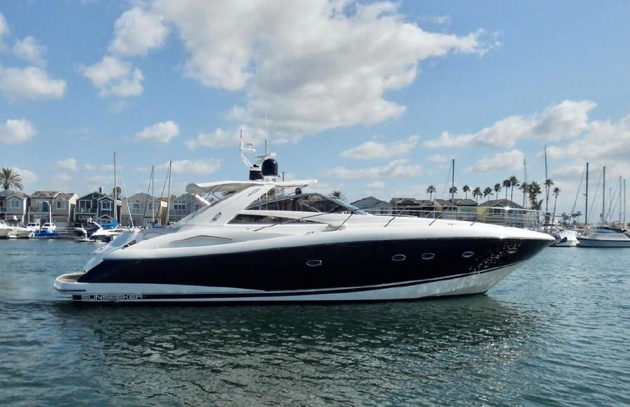 Sunseeker 53 Portofino Yacht for sale in Newport Beach CA