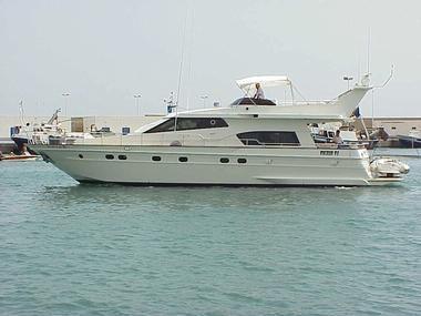 1992 Astondoa 58 GLX