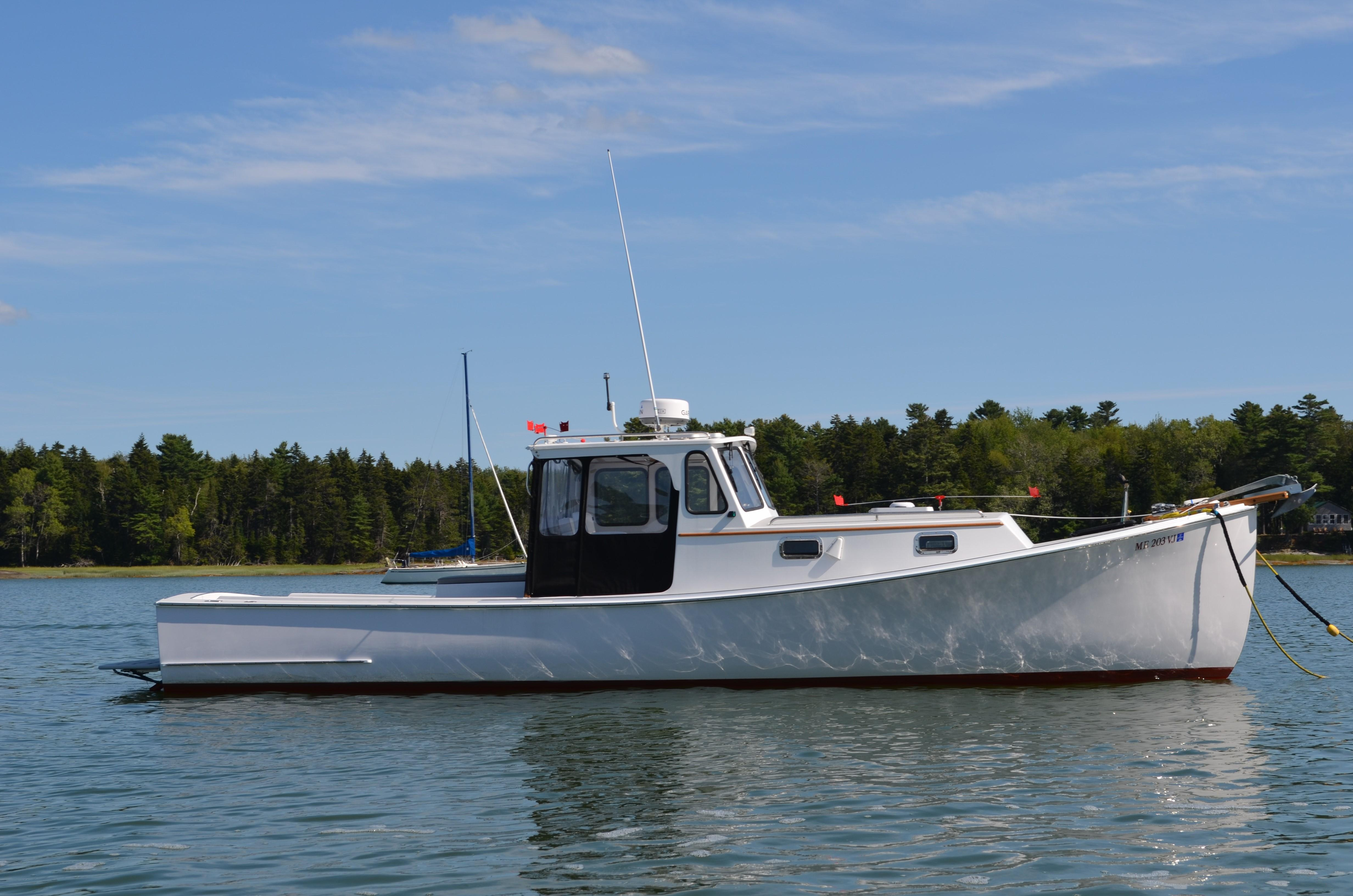 2015 Holland Lobster Yacht Power Boat For Sale Www