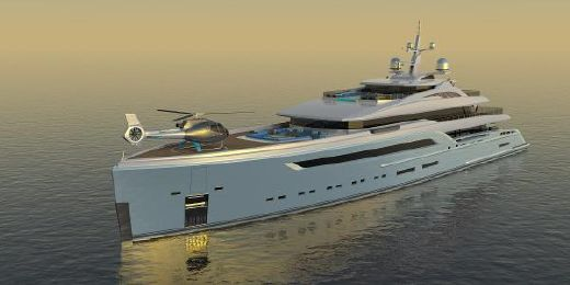 Custom Preferred Fincantieri Yachts