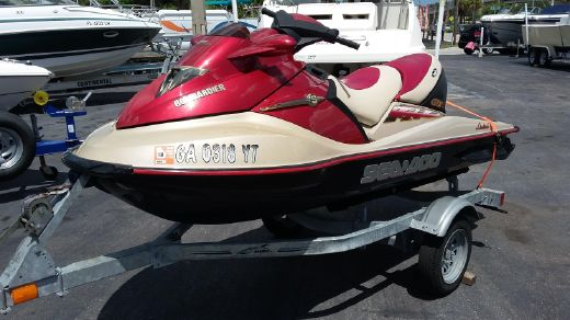 2002 Sea Doo GTX 4 TEC LIMITED