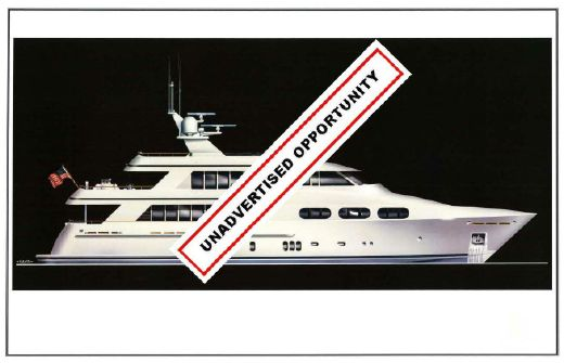 2013 New Build Tri-Deck Motor Yacht