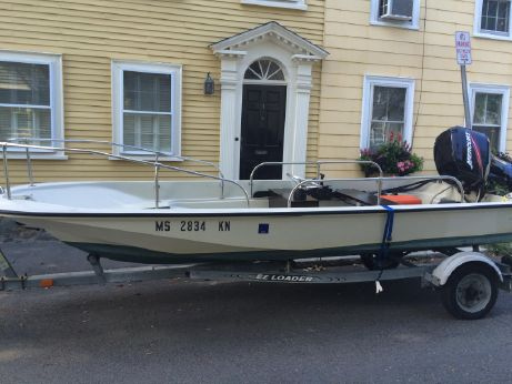 1977 Boston Whaler 15 Super Sport