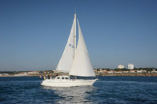 1992 Siltala Nauticat 32