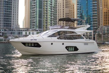 2015 Absolute 56 FLY