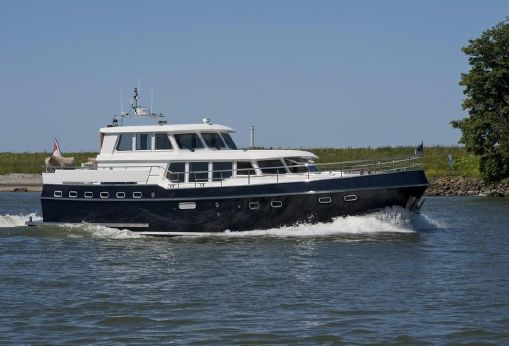 2008 Privateer Pilothouse 52